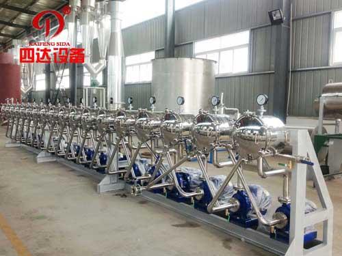 马铃薯淀粉机械设备