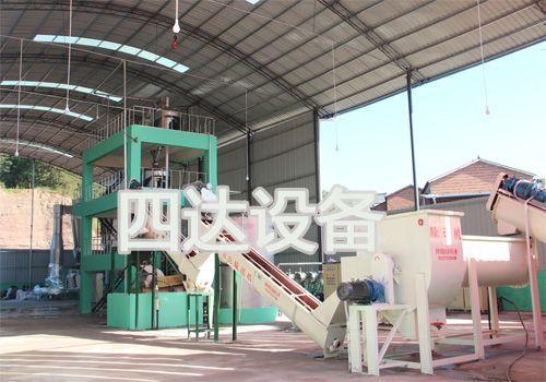 豆类淀粉设备